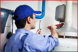 Проведение обслуживания газовых котлов