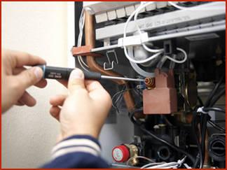 Проведение ремонта газовых котлов